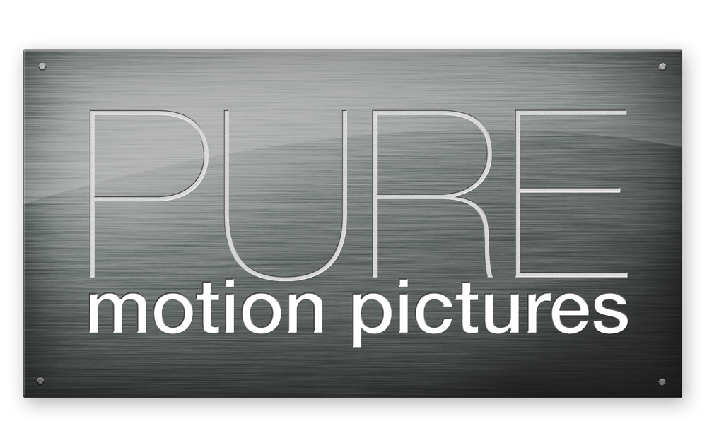Pure Motion Pictures Logo Video Animation Interview Commercial